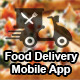 Food Delivery Mobile App - With CMS