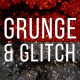 GRUNGE & GLITCH Logo opener - VideoHive Item for Sale