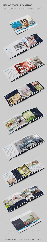 GraphicRiver Interior Catalogs Brochure Portfolio 11083787