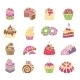 Sweets and Desserts Icons - GraphicRiver Item for Sale