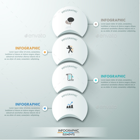 GraphicRiver Modern Infographic Circle Template 11084117