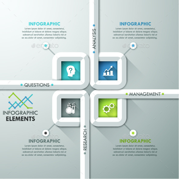 GraphicRiver Abstract Infographic Options Template 11084127
