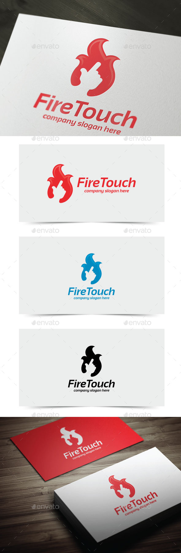 GraphicRiver Fire Touch 11084285