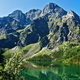 Beautiful glacial lakes in Polish Tatra mountains - PhotoDune Item for Sale