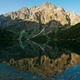 Beautiful glacial lake in Polish Tatra mountains - PhotoDune Item for Sale