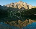 Beautiful glacial lake in Polish Tatra mountains - PhotoDune Item for Sale