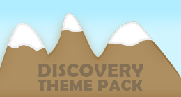 Discovery : Theme Pack
