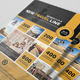 Multipurpose Travel Promotion Flyer - GraphicRiver Item for Sale