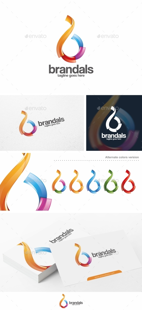 Abstract Logotipe