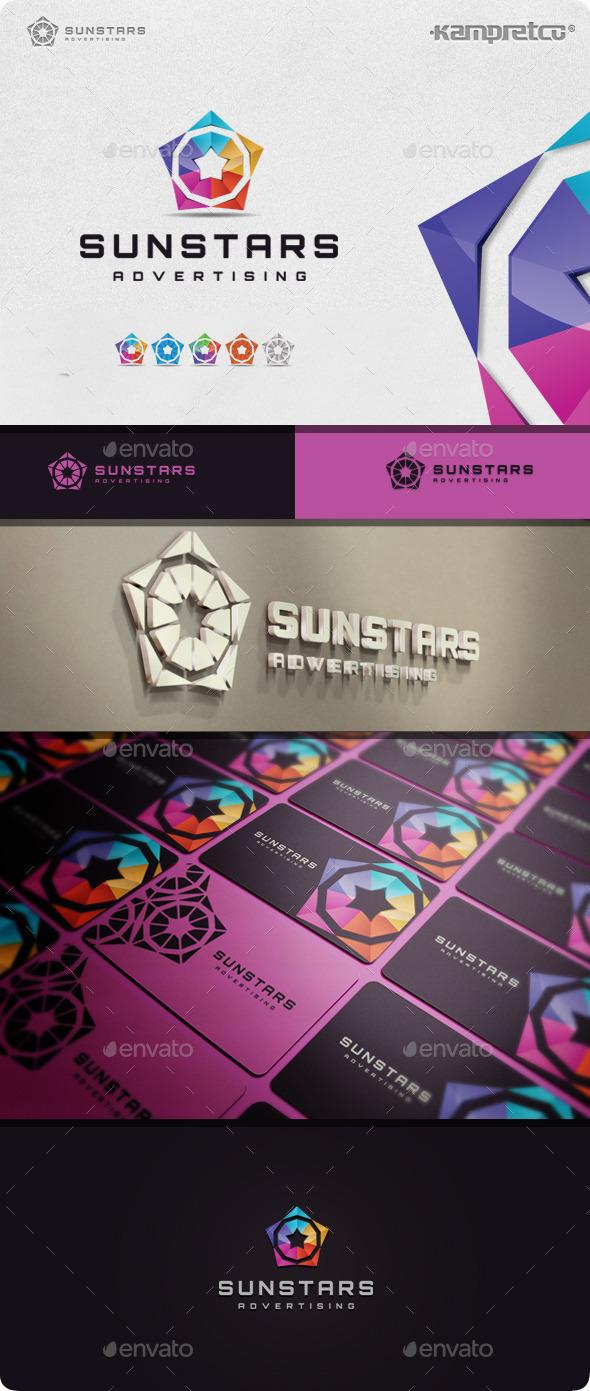 Sun Stars Logo