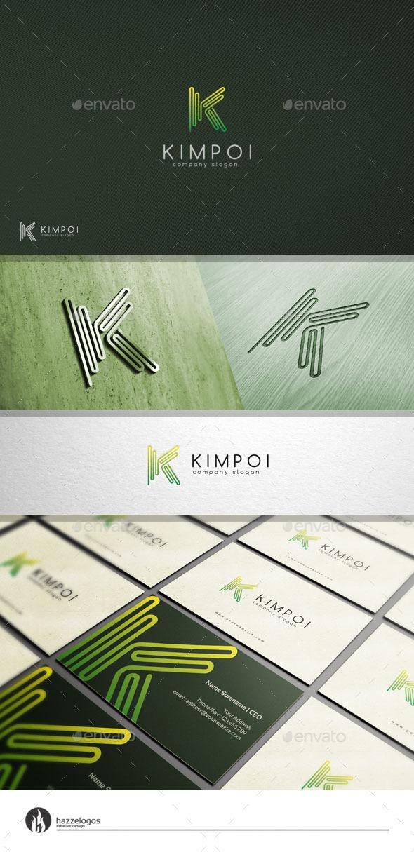 GraphicRiver Kimpoi Logo 11086172