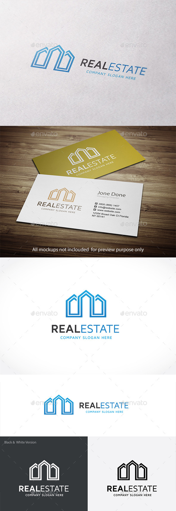 GraphicRiver Real Estate 11086308