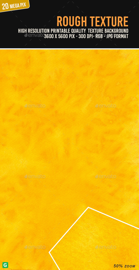 GraphicRiver Rough Yellow Texture 035 11086478