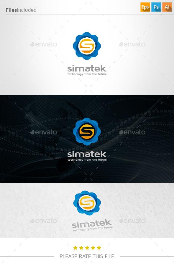 GraphicRiver Letter S Logo 11071056