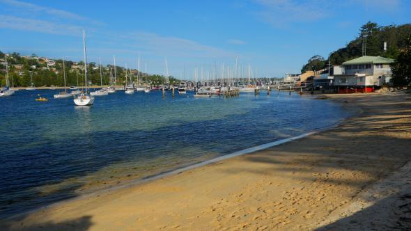 VideoHive Beach Near Spit Bridge Sydney 11087139
