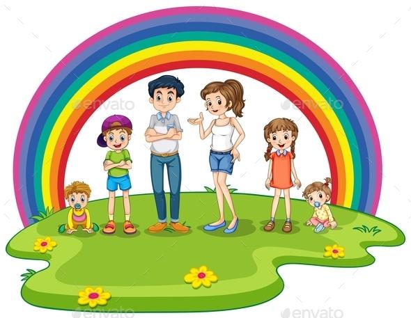GraphicRiver Family Member 11087545