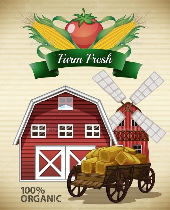 GraphicRiver Farm Fresh 11087608