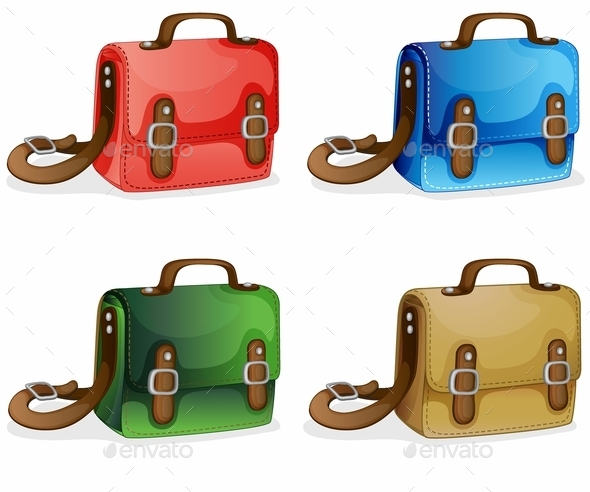 GraphicRiver Bags 11087704
