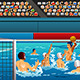 Water Polo Competition - GraphicRiver Item for Sale