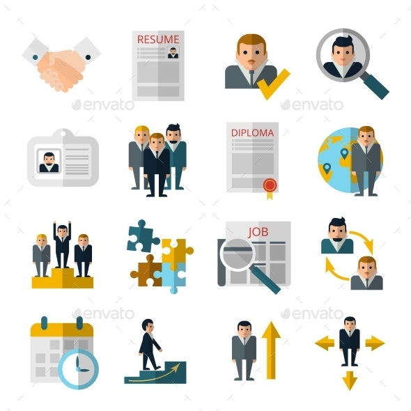 GraphicRiver Human Resources 11087790