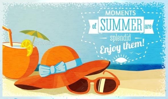 GraphicRiver Summer 11087986