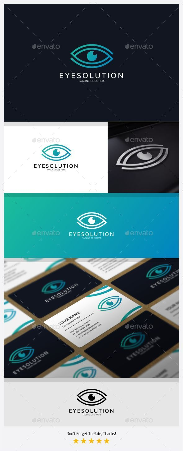 GraphicRiver Eye Solution Logo 11088024