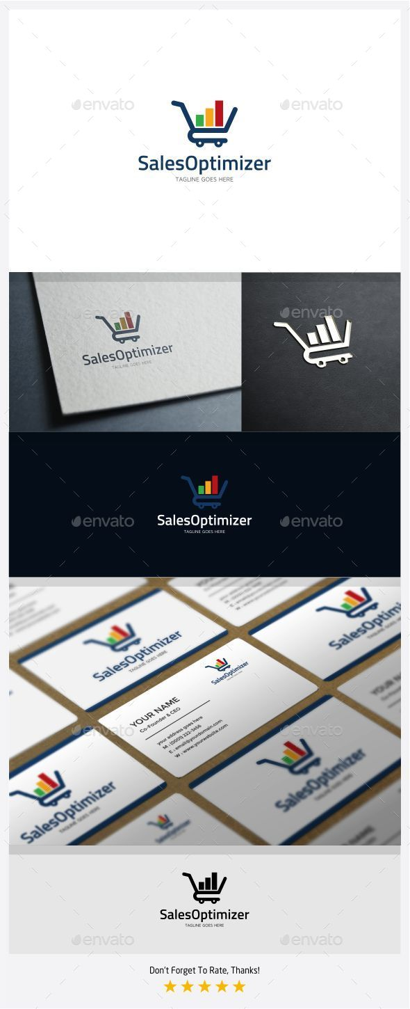 GraphicRiver Sales Optimizer Logo 11088311