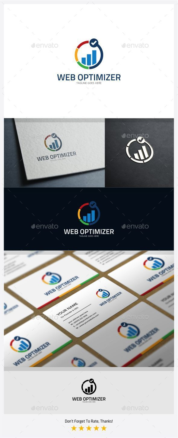 GraphicRiver Website Optimizer Logo 11088317