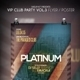VIP Club Party Flyer / Poster Vol.3 - GraphicRiver Item for Sale