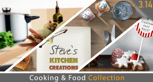 Cooking & Food Collection