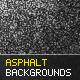 10 Asphalt Backgrounds - GraphicRiver Item for Sale