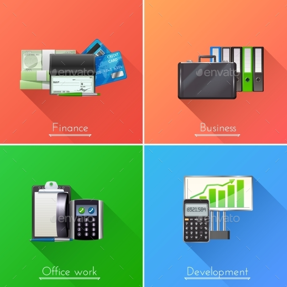 GraphicRiver Business Design Concept Set 11088858