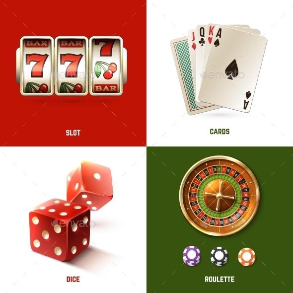 GraphicRiver Casino Design Concept 11088910
