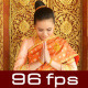 Laos Girl Hands of Pay Obeisance - VideoHive Item for Sale