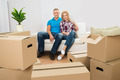 Young Couple In Their New House - PhotoDune Item for Sale