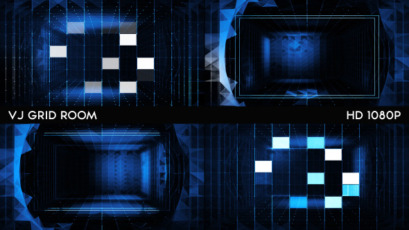 Vj grid room by ghosteam videohive for Grid room