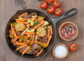 Roast meat with Vegetables - PhotoDune Item for Sale