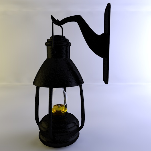 3DOcean oillamp 11089716