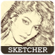 Sketcher - Photoshop Actions - GraphicRiver Item for Sale
