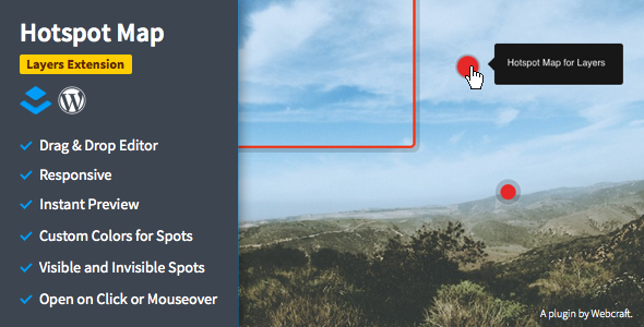 CodeCanyon Hotspot Map Image Tooltips for Layers 11090175