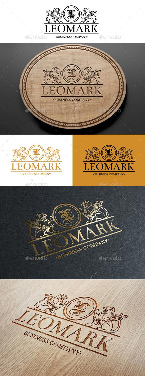GraphicRiver Leomark Logo 10982580