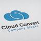Cloud Convert Logo - GraphicRiver Item for Sale