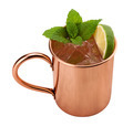 Moscow Mule in a Copper Mug - PhotoDune Item for Sale