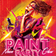 Paint Party Flyer - GraphicRiver Item for Sale