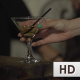 Female Hand Take Cocktail in the Club - VideoHive Item for Sale