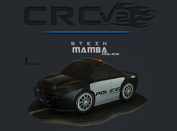 CRCPV2-01p – Cartoon Race Car Pack V2 01p - 3DOcean Item for Sale