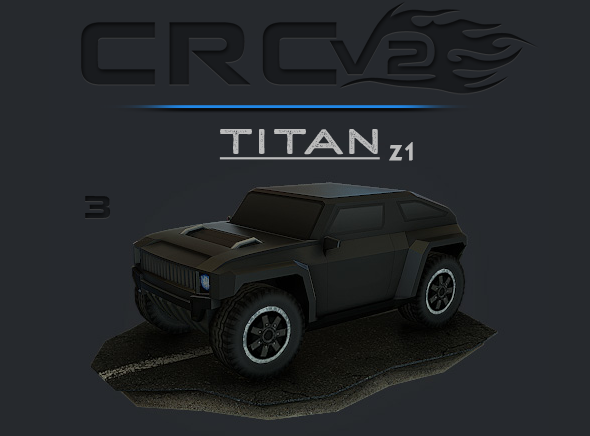 3DOcean CRCPV2-03 Cartoon Race Car Pack V2 03 11091234