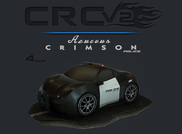 3DOcean CRCPV2-04p Cartoon Race Car Pack V2 04p 11091305