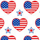 American Seamless Patterns - GraphicRiver Item for Sale