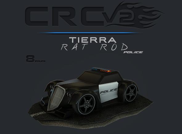 3DOcean CRCPV2-08p Cartoon Race Car Pack V2 08p 11091410